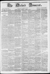 The Oxford Democrat: Vol. 12 -, No. 12 - April 19,1861