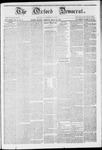 The Oxford Democrat: Vol. 12 -, No. 15 - May 10,1861