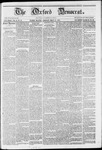 The Oxford Democrat: Vol. 12 -, No. 18 - May 31,1861