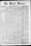 The Oxford Democrat: Vol. 12 -, No. 25 - July 19,1861
