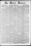 The Oxford Democrat: Vol. 12 -, No. 26 - July 26,1861