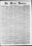 The Oxford Democrat: Vol. 13, No.11 - April 11,1862
