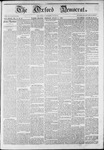 The Oxford Democrat: Vol. 13, No.24 - July 11,1862