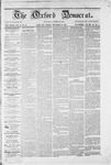 The Oxford Democrat: Vol. 13, No.46 - December 12,1862