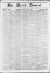 The Oxford Democrat: Vol. 11-, No. 51 January 18,1861