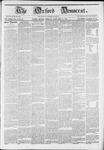 The Oxford Democrat: Vol. 11-, No. 52 January 25,1861