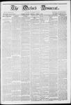 The Oxford Democrat: Vol. 12-, No. 10- April 05,1861