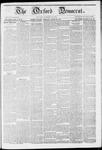 The Oxford Democrat: Vol. 12-, No. 22 June 28,1861