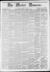 The Oxford Democrat: Vol. 12-, No. 37 October 10,1861