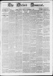 The Oxford Democrat: Vol. 12-, No. 46 December 13,1861