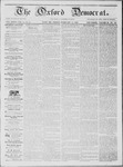 The Oxford Democrat: Vol. 14, No. 3 - February 13,1863