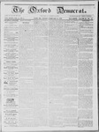The Oxford Democrat: Vol. 14, No. 5 - February 27,1863