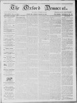 The Oxford Democrat: Vol. 14, No. 7 - March 13,1863