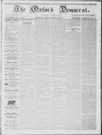 The Oxford Democrat: Vol. 14, No. 8 - March 20,1863