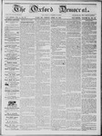 The Oxford Democrat: Vol. 14, No. 11 - April 10,1863