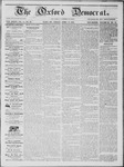 The Oxford Democrat: Vol. 14, No. 12 - April 17,1863