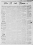 The Oxford Democrat: Vol. 14, No. 15 - May 08,1863