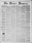 The Oxford Democrat: Vol. 14, No. 18 - May 29,1863