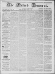 The Oxford Democrat: Vol. 14, No. 19 - June 05,1863