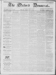 The Oxford Democrat: Vol. 14, No. 20 - June 12,1863