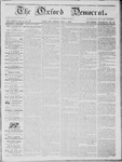 The Oxford Democrat: Vol. 14, No. 23 - July 03,1863
