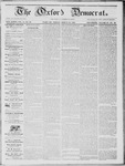 The Oxford Democrat: Vol. 14, No. 30 - August 21,1863