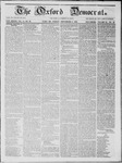 The Oxford Democrat: Vol. 14, No. 32 - September 04,1863