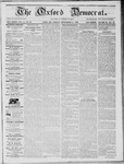 The Oxford Democrat: Vol. 14, No. 33 - September 11,1863