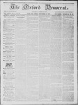 The Oxford Democrat: Vol. 14, No. 34 - September 18,1863