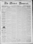 The Oxford Democrat: Vol. 14, No. 35 - September 25,1863