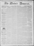 The Oxford Democrat: Vol. 14, No. 39 - October 23,1863