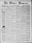 The Oxford Democrat: Vol. 14, No. 41 - November 06,1863