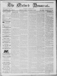 The Oxford Democrat: Vol. 14, No. 42 - November 13,1863