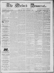 The Oxford Democrat: Vol. 14, No. 45 - December 04,1863