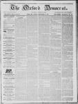 The Oxford Democrat: Vol. 14, No. 46 - December 11,1863