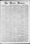 The Oxford Democrat: Vol. 12 -, No. 33 - September 13,1861