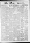 The Oxford Democrat: Vol. 12 -, No. 38 - October 18,1861