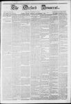 The Oxford Democrat: Vol. 12 -, No. 40 - November 01,1861