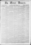 The Oxford Democrat: Vol. 12 -, No. 41 - November 08,1861