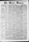 The Oxford Democrat: Vol. 12 -, No. 43 - November 22,1861