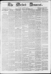 The Oxford Democrat: Vol. 12 -, No. 45 - December 06,1861