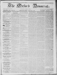 The Oxford Democrat; Vol. 14, No. 49 - January 01,1864