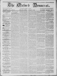 The Oxford Democrat; Vol. 14, No. 50 - January 08,1864
