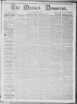 The Oxford Democrat: Vol. 15, No. 1 - January 29,1864