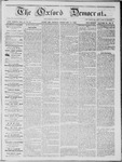 The Oxford Democrat: Vol. 15, No. 3 - February 12,1864