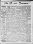 The Oxford Democrat: Vol. 15, No. 5 - February 26,1864