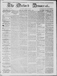 The Oxford Democrat: Vol. 15, No. 6 - March 04,1864