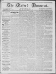 The Oxford Democrat: Vol. 15, No. 8 - March 18,1864