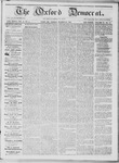The Oxford Democrat: Vol. 15, No. 9 - March 25,1864