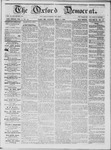 The Oxford Democrat: Vol. 15, No. 10 - April 01,1864